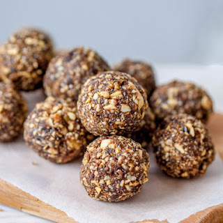 Chocolate Protein Balls Recipes