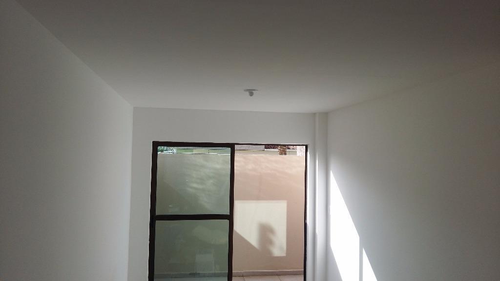 Apartamento Térreo residencial à venda, Bessa, João Pessoa - AP5536.