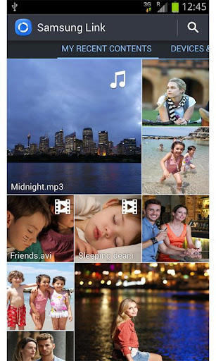 Samsung Link (Terminated) screenshot 2