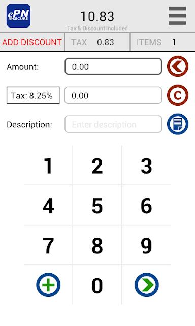 ePNMobile screenshots