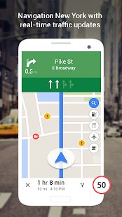 Navigation New York - screenshot