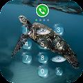 App AppLock Theme - SeaTurtle APK for Kindle