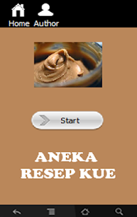 Aneka Resep Kue - screenshot