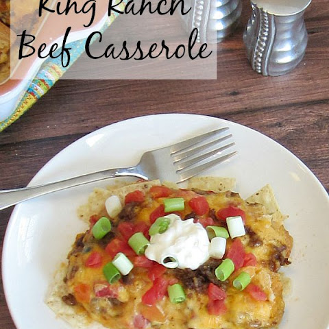 King Ranch Beef Casserole