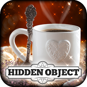 Hidden Object - Coffee Shop