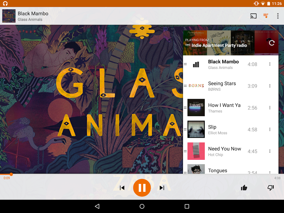 Google Play Music Screenshot 9