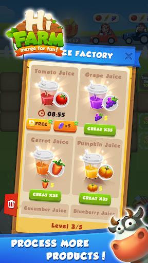 Hi Farm: Merge Fun! For PC