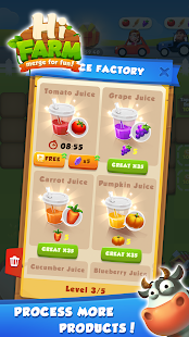 Hi Farm: Merge Fun!