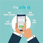 Myadsapp India - An advertisingapps that rewards you cash.