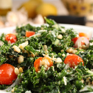 Kale Salad Tomatoes Recipes