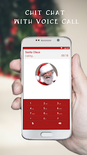 Santa Claus Calling & Greeting