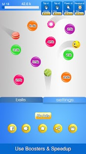 Free Idle Balls vs Bouncy Balls APK for Windows 8