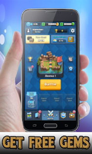 Gems Of Chest Clash Of Royal APK for Kindle Fire