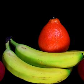by Dipali S - Food & Drink Fruits & Vegetables ( orange, banana, fruit, vitamins, apple, healthy )
