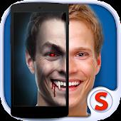 Download Face Scanner: Vampire Monster APK on PC