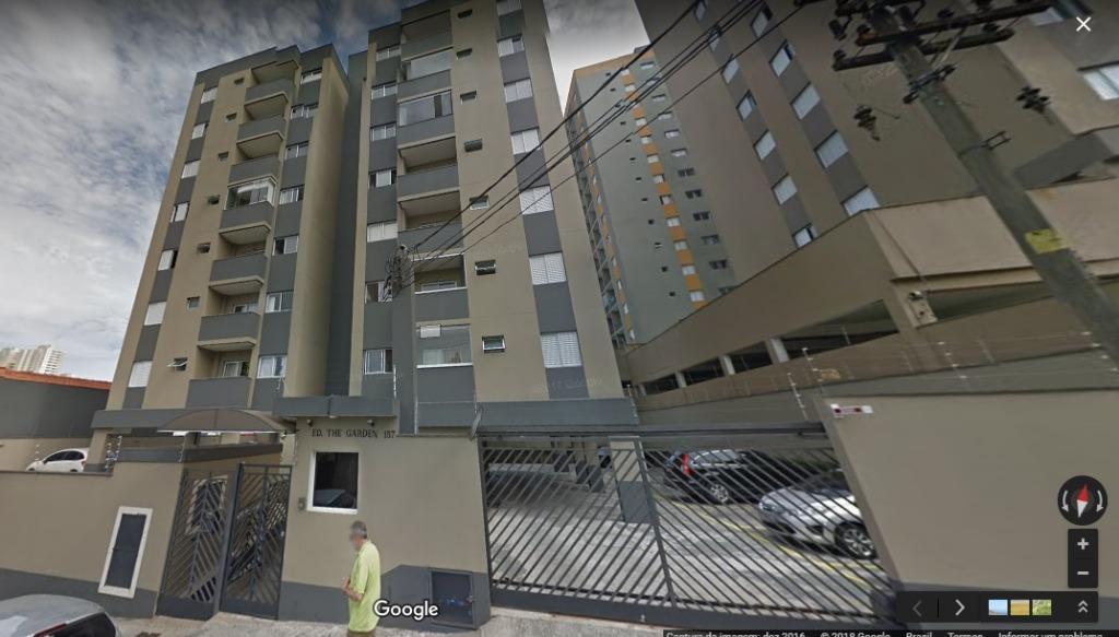 Apartamento com 2 dormitórios à venda, 57 m² por R$ 320.000,00 - Centro - São Bernardo do Campo/SP