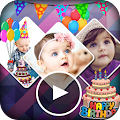 Birthday Video Maker 2017 APK for Bluestacks