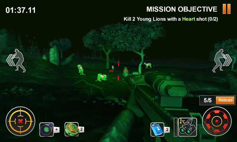 Hunting Safari 3D Screenshot 4