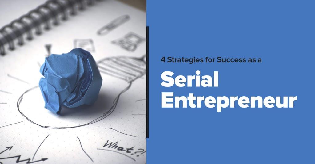 serial entrepreneurs image