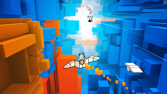 Voxel Fly VR - screenshot