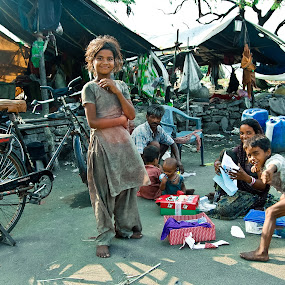 Street Life by Amit Suvera - City,  Street & Park  Street Scenes