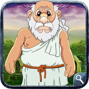 New Best Escape Game-Grandpa