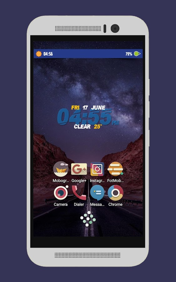 ANTIMO ICON PACK Screenshot 1