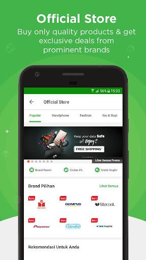 Tokopedia - Online Shopping & Mobile Recharge screenshot 6