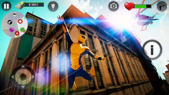 Spidy @ San Andreas for pc