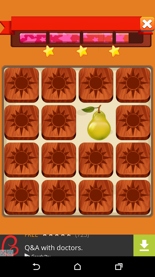 Fruit Match Screenshot 4