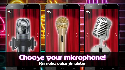 Karaoke voice simulator For PC