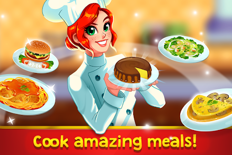 Chef Rescue - The Cooking Game- screenshot thumbnail