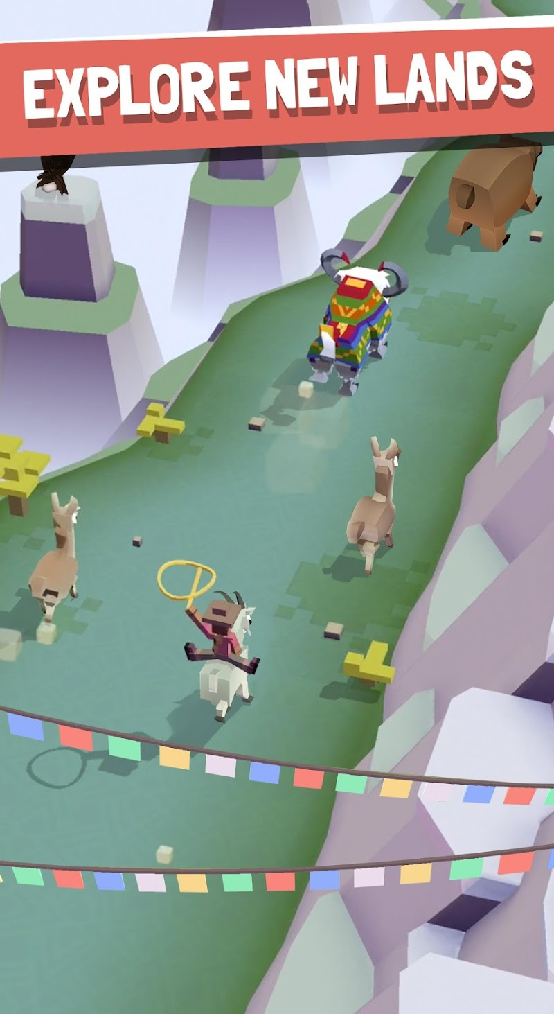 Rodeo Stampede: Sky Zoo Safari Screenshot 19