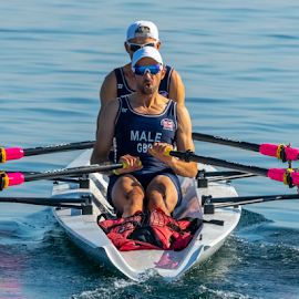 World Rowing Championship by Keith Sutherland - Sports & Fitness Other Sports