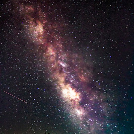 Milky way by Paulo Lopes - Landscapes Starscapes ( sky, milky way, astrophotography, night, stars )