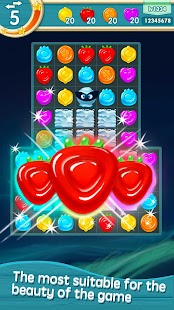 1 Fruit Candy Blast App screenshot