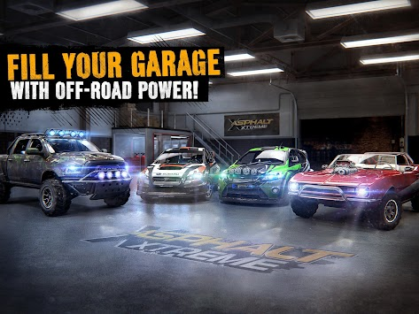 Asphalt Xtreme: Offroad Racing APK screenshot thumbnail 3
