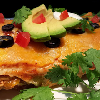 Garlic Chicken Enchiladas Recipes