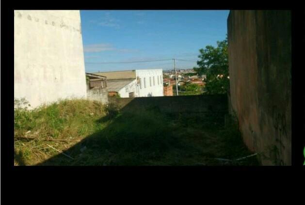 Terreno residencial à venda, Dic III (Conjunto Habitacional Ruy Novaes), Campinas.