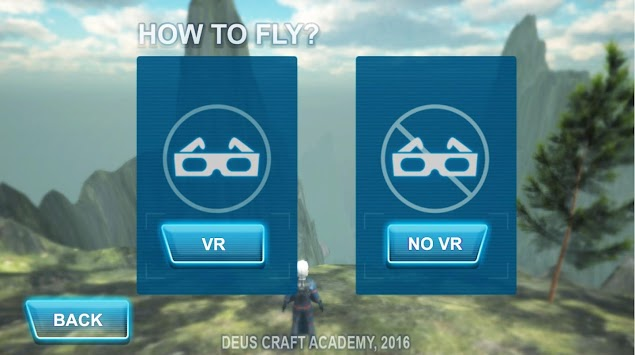 WingSuit VR apk screenshot