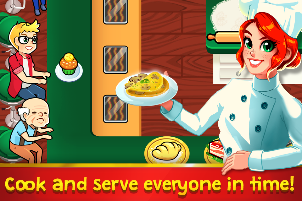 Chef Rescue - The Cooking Game Screenshot 2