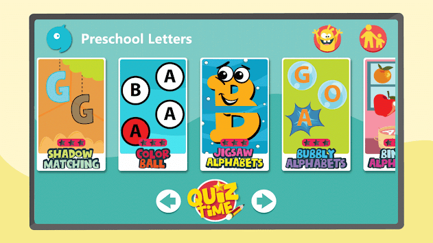Kids Preschool Learn Letters APK screenshot thumbnail 17