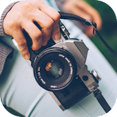 DSLR Camera : Blur Background Camera