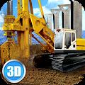 Bridge Construction Sim 2 APK for Bluestacks