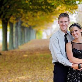 Jon and Nicole by Tony Bendele - People Couples ( nature, outdoors, portraits, people, portrait )