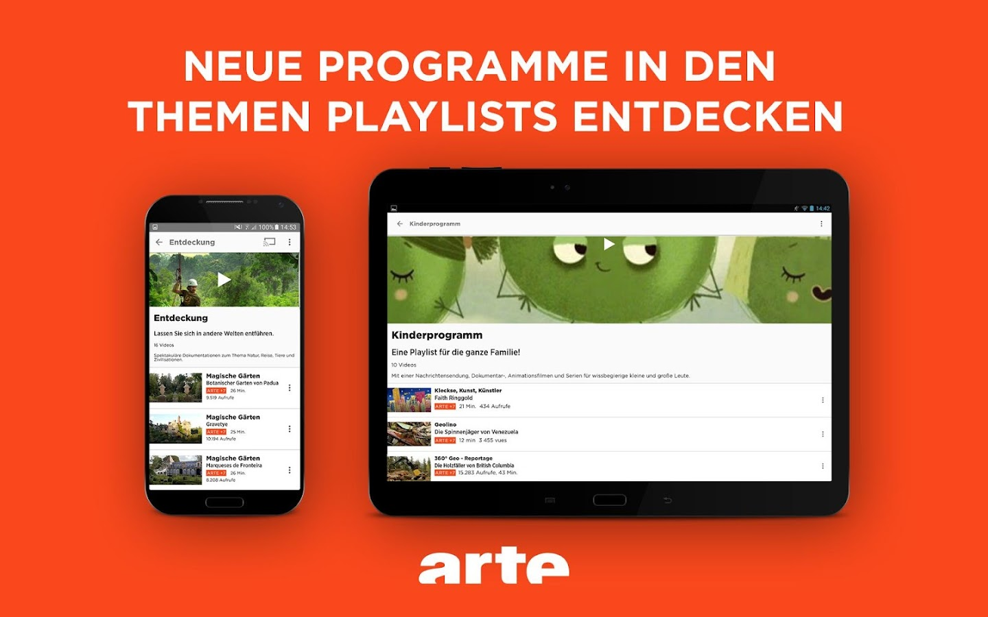 ARTE – Streaming and Catch-up Screenshot 7