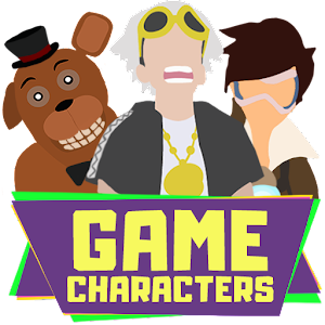 Mega Quiz - Game Characters