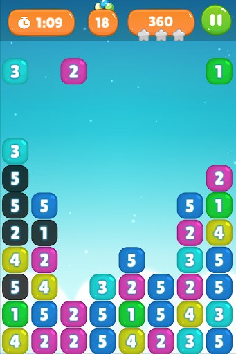 Digit Conquer - screenshot