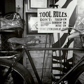 sepeda ontel by Maulana Photohobby - Transportation Bicycles