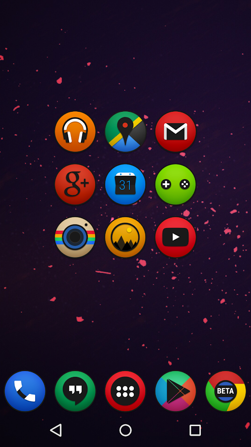 Soul Icon Pack Screenshot 1